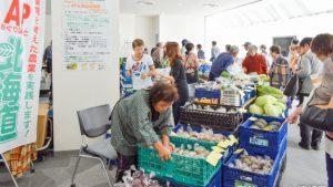 【2016/10/23】津軽海峡フェリーフードマーケット&第5回AP北海道収穫祭 in 同友会 食べマルシェ