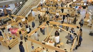 【2017/7/22・23】第33回はこだてマルシェ「伝統工芸&現代工芸作家展」