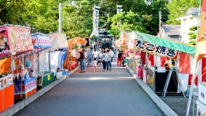 【2017/9/14~16】亀田八幡宮例大祭