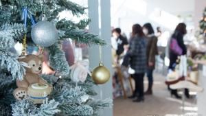 【201712/10】津軽海峡フェリークリスマスマーケット