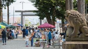 【2018/6/17】おひさま~けっと (北斗市)