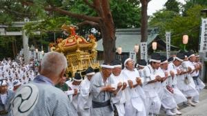 【2018/8/14・15】函館八幡宮例大祭