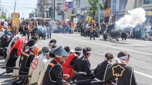 【2019/5/18・19】第50回記念箱館五稜郭祭