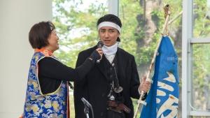 【フォトレポ】山本耕史さんも登場、第50回記念箱館五稜郭祭1日目