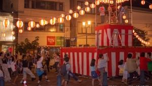 【2019/8/12~14】星龍軒復活! 「はこだて夜祭り in グリーンプラザ」