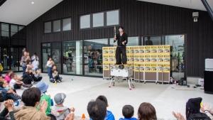 【2019/8/13~16】道の駅なないろ・ななえ大道芸 (七飯町)
