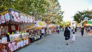 【2019/9/14~16】「亀田八幡宮例大祭」スケジュール、駐車場