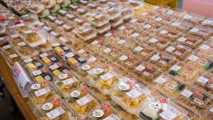 【フォトレポ】あぐりへい屋「ミニマルシェ」で350円弁当爆買い